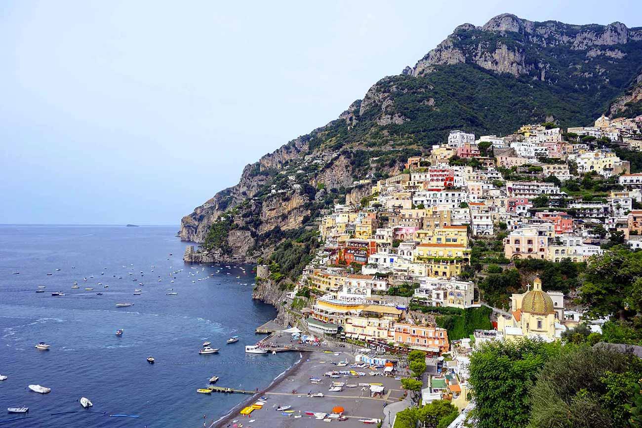 Getaway on the Amalfi Coast