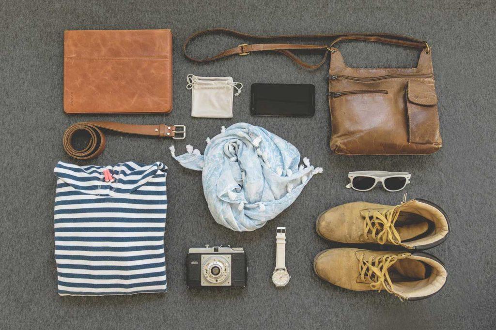 Organiser son sac à dos en voyage