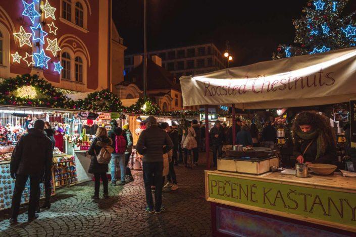 Marché de Noël à Prague