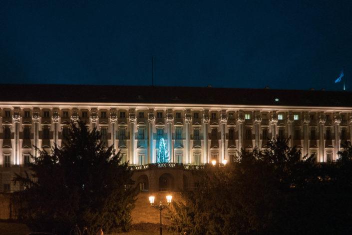 Le palais Černín à Prague