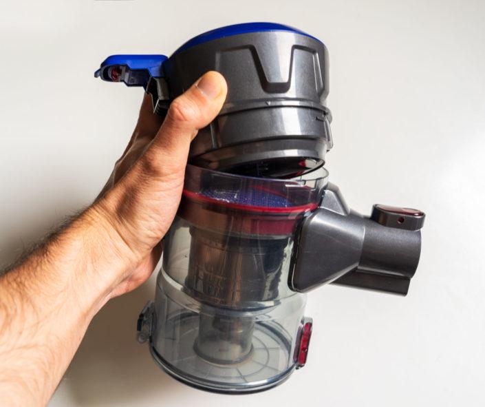 L'aspirateur sans-fil Dibea D18