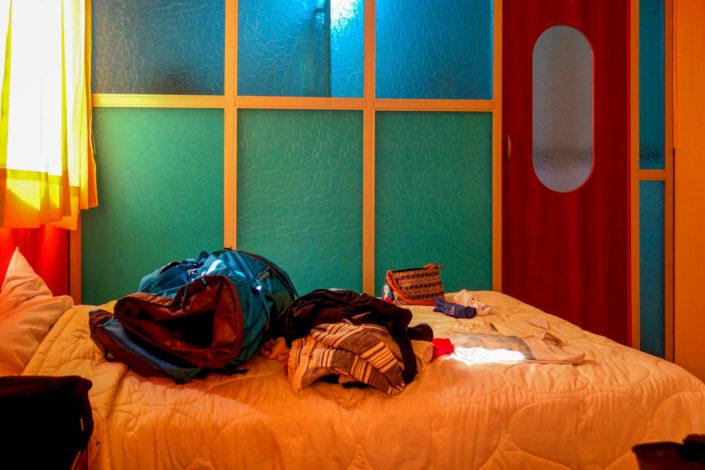 Chambre à l'auberge Hostel Mango B&B